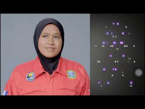 I AM WOMAN - First Female Underwater Welder in Malaysia (Com
