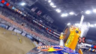GoPro: Ronnie Renner Takes The Gold – Moto X Step Up – Summer X Games Los Angeles 2013