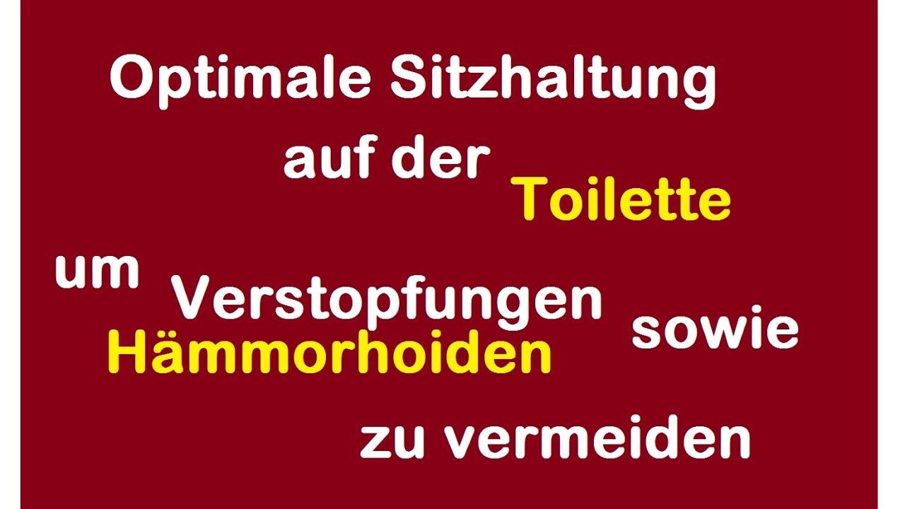optimale haltung auf der toilette zur perfekten darmentleerung schutz vor verstopfung. Black Bedroom Furniture Sets. Home Design Ideas