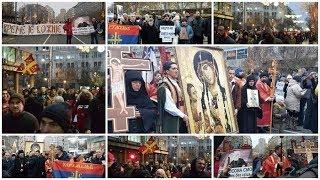 Podrška Pravoslavnom I Srpskom Narodu U Crnoj Gori: Beograd Poslao Snažnu Poruku Milu Đukanoviću