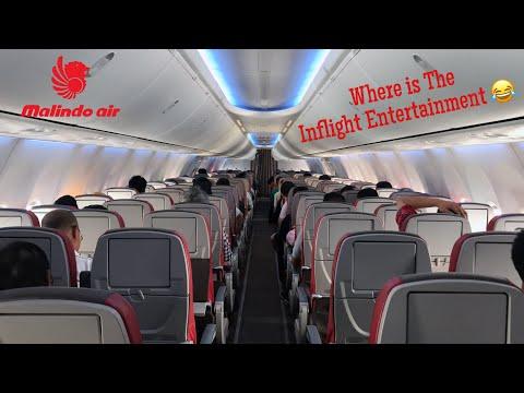 Malindo Air flight OD319   Jakarta to Kuala Lumpur