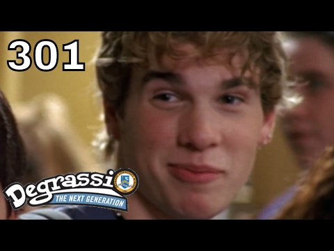Degrassi 301 - The Next Generation | Season 03 Episode 01 |  Father Figure - Part 1