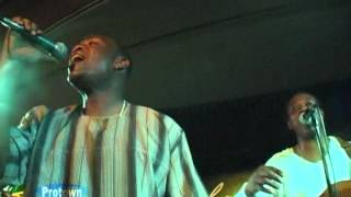 3- Andy Palacio Tribute: Garifuna Collective feat. Paul Nabor, Lloyd Augustine, Aurelio Martinez