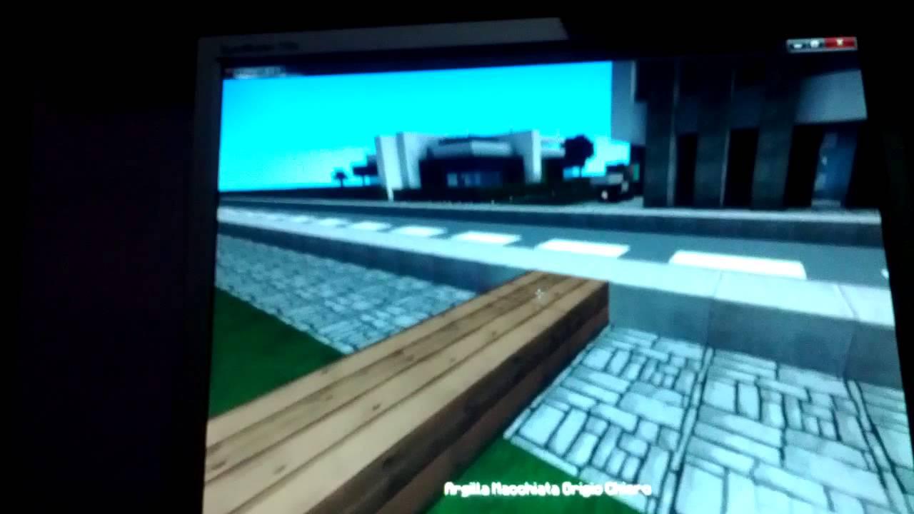 Minecraft come arredare delle case moderne youtube for Minecraft case moderne