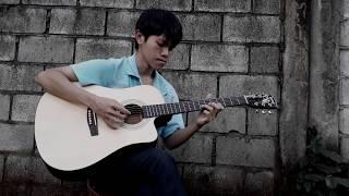 Akira Phan - Mùa Đông Không Lạnh Guitar Solo - Fingerstyle