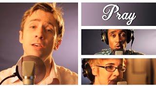 Justin Bieber - Pray - Peter Hollens... @ www.OfficialVideos.Net