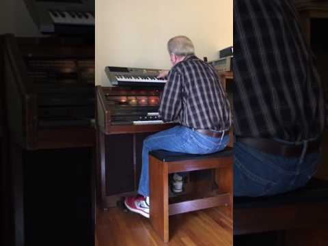 "Charles Ritchie sings & plays ""Eastern Gate!"" (1:59)"