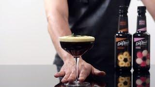 Hazelnut Creme Royale Martini | Flavour Genius: Hong Duui