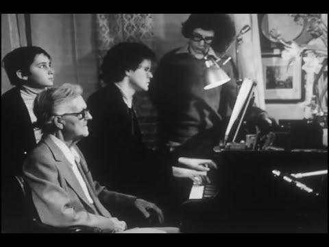 Nadia Boulanger talks about Schumann Davidsbündlertänze