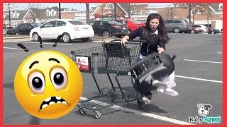 Shopping Cart SAFETY with Safe-Dock | Are YOU Doing it Wrong?!