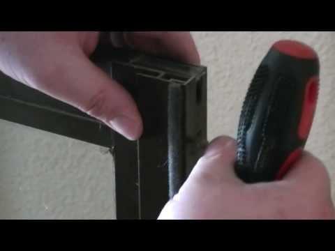 Cambiar rodamientos ventana corredera doovi for Como cambiar el empaque de la regadera