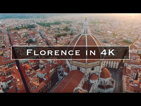 Florence in 4K