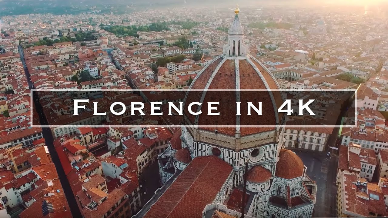 Download Florence in 4K