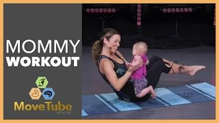 The BEST Mommy Baby Abs and Arms Workout! - Jen Porsche