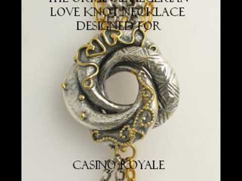 The Love Knot Necklace Seen In Casino Royale By GIO Studio