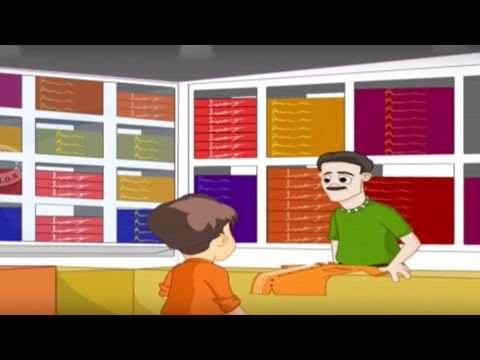 Tintu Mon Comedy | TEXTILES SHOPE | Hit Animation Comedy