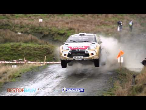 Leg 1 - 2014 WRC Wales Rally GB - Best-of-RallyLive.com