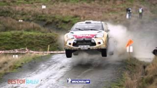 Vid�o Leg 1 - 2014 WRC Wales Rally GB