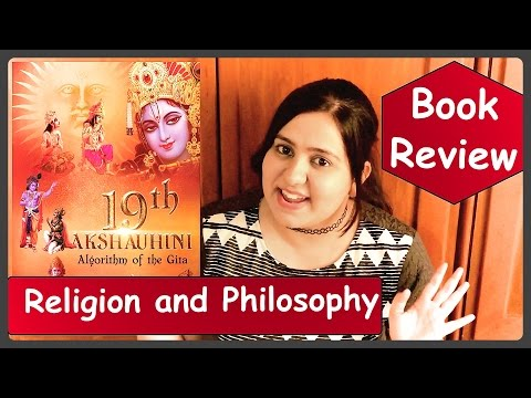 Book Review - 19th Akshauhini by Haribakth and Vaishnavi (Genre: Religion and Philosophy)