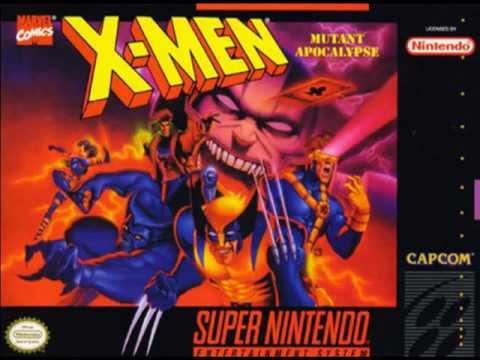 X-Men: Mutant Apocalypse - Cyclop's Theme