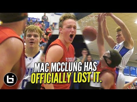 Seriously, What is Wrong with Mac McClung?!?