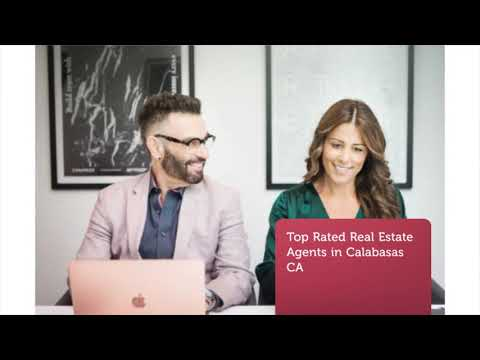 Robb & Nikki Friedman - Real Estate Agents Calabasas CA