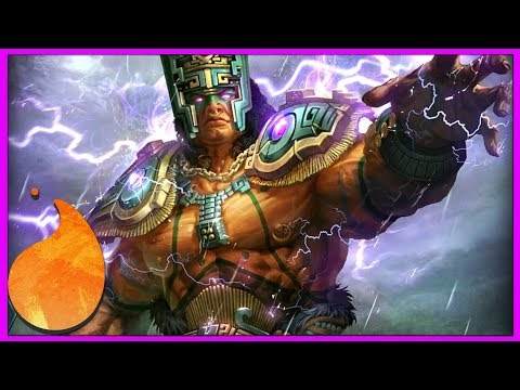 Smite Guides: Chaac
