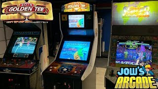 Gambar cover NEW GAME GET! I Golden Tee Live 2019 I Incredible Technologies