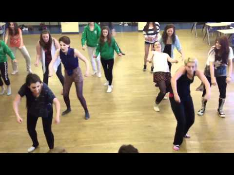 The Performance House- Behind The Scenes The Producers- VLOG 12/05/12