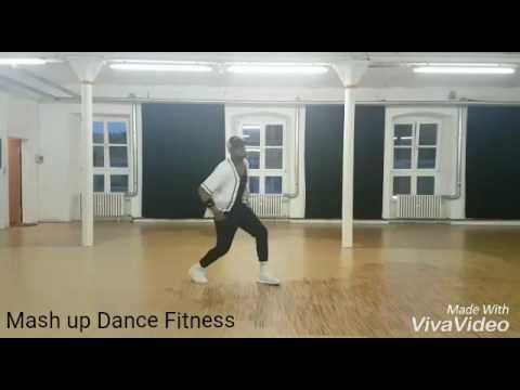 Wizkid ft Chris Brown - African Bad girl (Mash up Dance Fitness by C.J.KAY & SISA