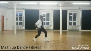 vuclip Wizkid ft Chris Brown - African Bad girl (Mash up Dance Fitness by C.J.KAY & SISA
