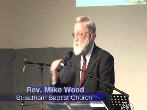 Rev.Mike Wood