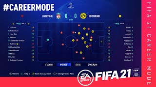 OFFICIAL FIFA 21 CAREER MODE NEW FEATURES!!