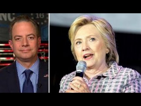 Priebus: Hillary Clinton is