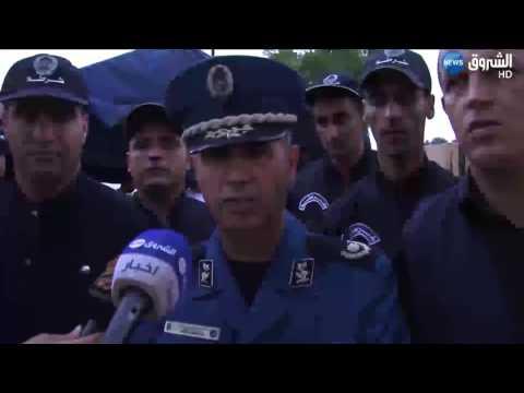 Oran: qaund la police vous offre votre ftour!