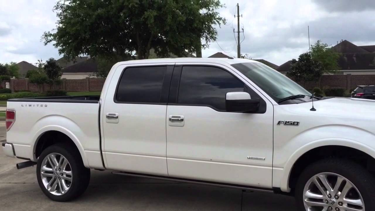 F150 window tint youtube for 18 percent window tint