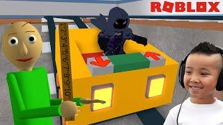 Baldi RollerCoaster! CKN Gaming