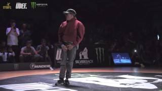 Luigi vs Menno | Silverback Open 2015 | UDEFtour.org x Strife | Top 32