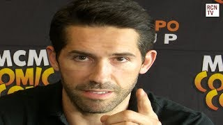 Scott Adkins Interview Movie Piracy Warning