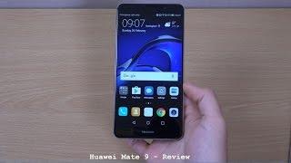 Huawei Mate 9 - Review (4K)