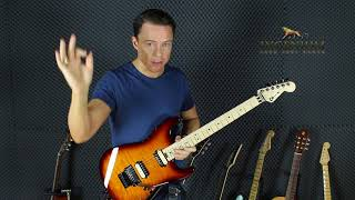 Baixar Best way to play 4 note arpeggios - Guitar mastery lesson