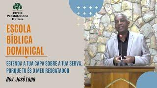 Escola Bíblica Dominical (17/05/2020) - Igreja Presbiteriana Itatiaia