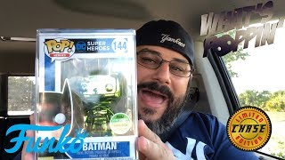 Funko Pop Hunting, Pop Gods Forgot Me, and Batman!