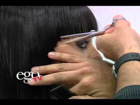 Videos de corte de cabello estilo angel
