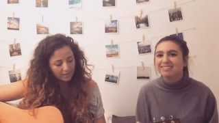 Oceans by Hillsong - Cover by Melody Loria feat. Erica