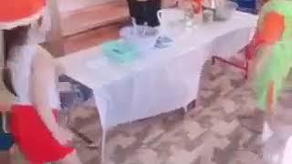 Mầm non Ngôi Nhà Xanh: Bé học làm bánh