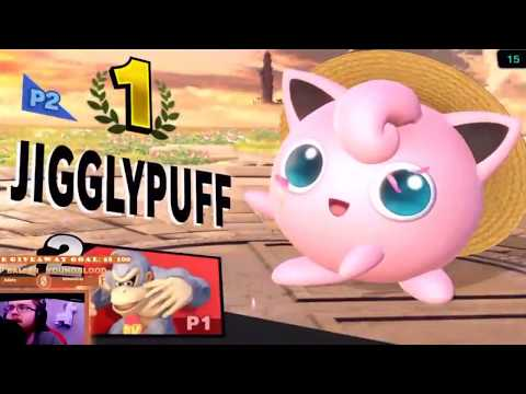 Going On Random Twitch Streams To Style On People With Jigglypuff Part 1