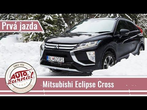 Mitsubishi Eclipse Cross: Plná verzia - výjazd na Kráľovú studňu
