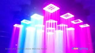 Acue Lighting LED Matrix Zoom Moving Head