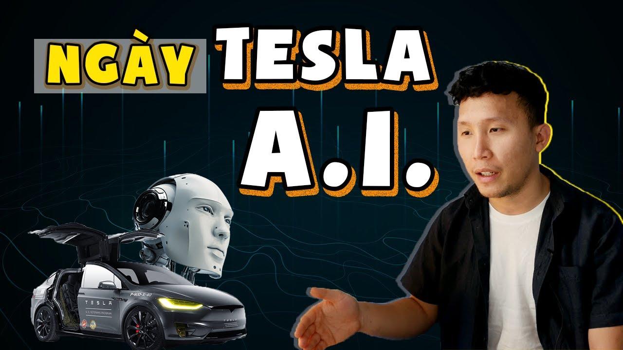 Sự kiện Tesla AI Day sắp tới 🤖